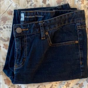 Woman's Mossimo jeans